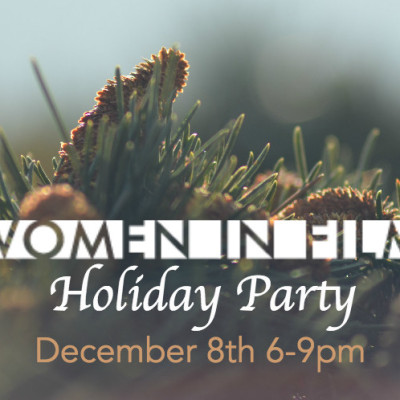 women-in-film-holiday-party